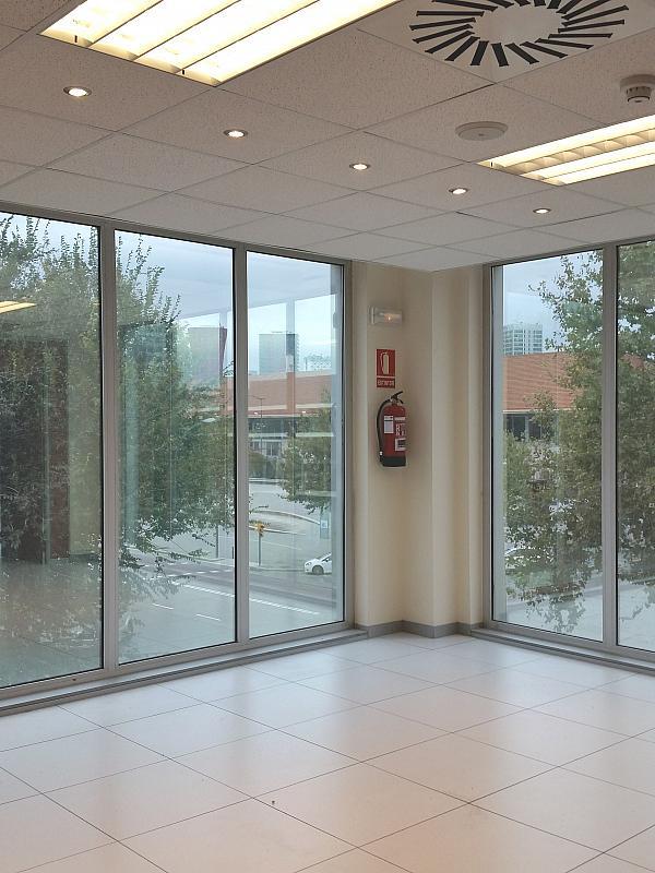 Oficina en alquiler en calle Del Foc, La Marina del Prat Vermell en Barcelona - 332018512