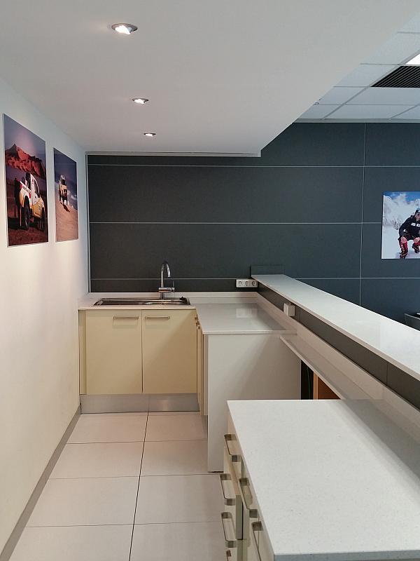 Oficina en alquiler en calle Del Foc, La Marina del Prat Vermell en Barcelona - 332018544