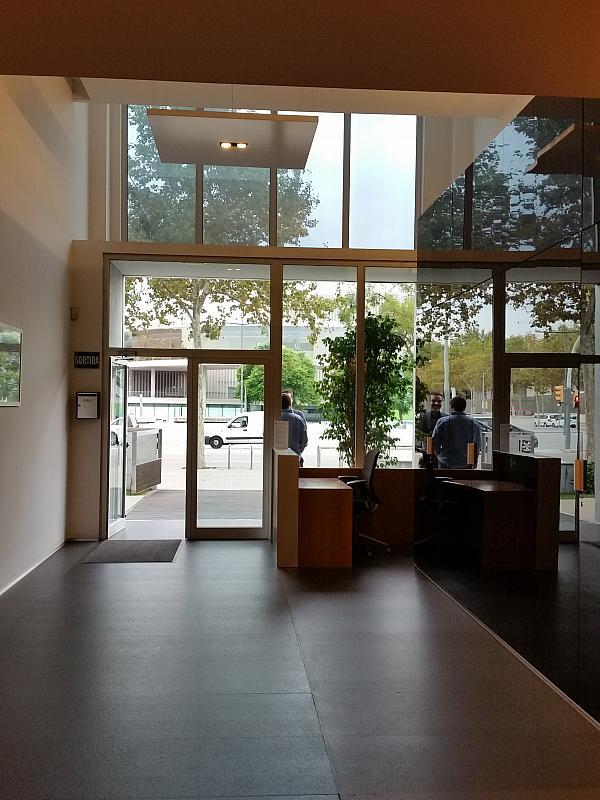Oficina en alquiler en calle Del Foc, La Marina del Prat Vermell en Barcelona - 332019571