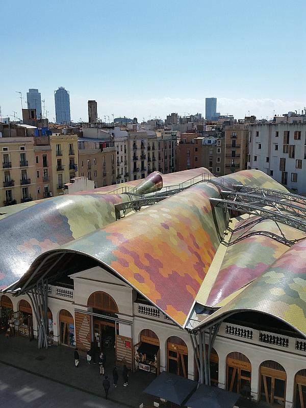 Oficina en alquiler en calle Francesc Cambó, Born-Santa Caterina-Sant Pere-La Ribera en Barcelona - 351498205