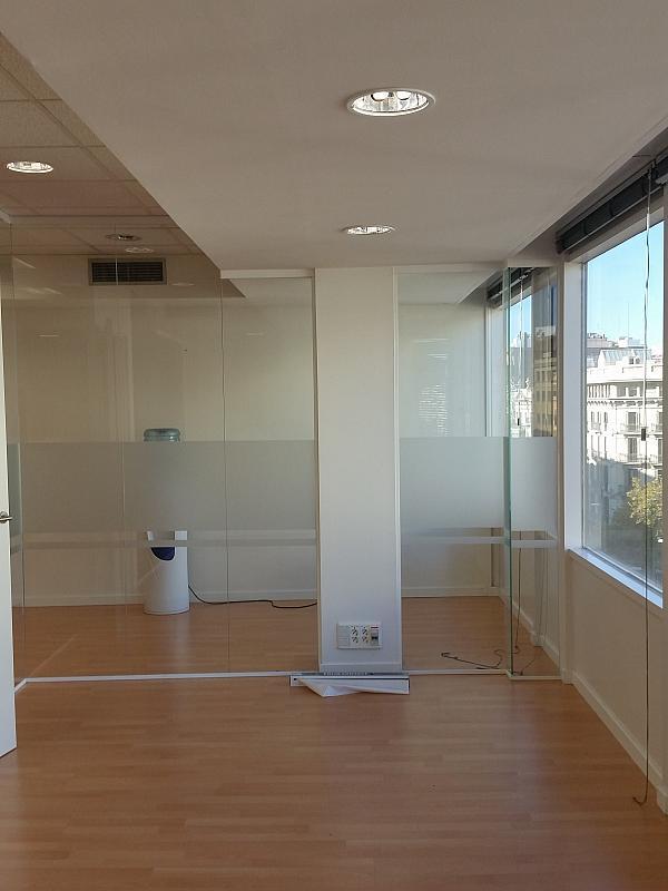Oficina en alquiler en paseo De Gràcia, Eixample dreta en Barcelona - 351500250