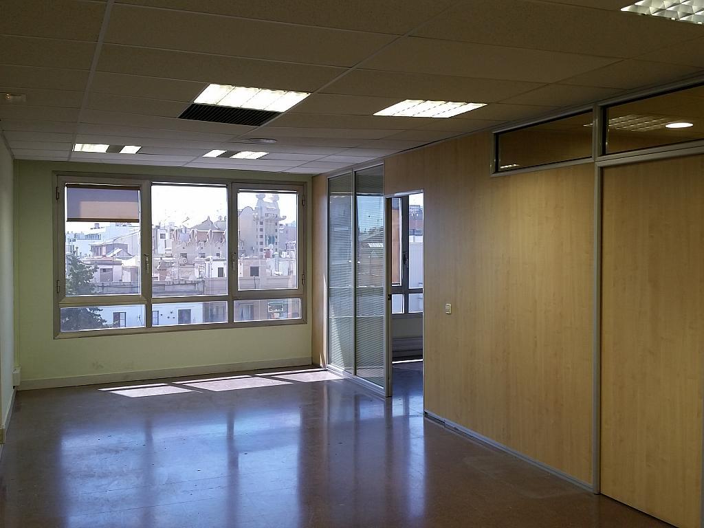 Oficina en alquiler en calle Aragó, Eixample esquerra en Barcelona - 357243055