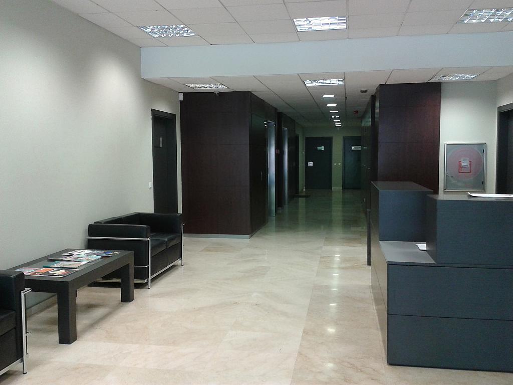 Oficina en alquiler en calle Cerdanyola, Sant Cugat del Vallès - 363131503