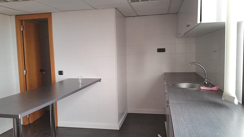 Oficina en alquiler en calle Maria Cristina, Pedralbes en Barcelona - 363557382
