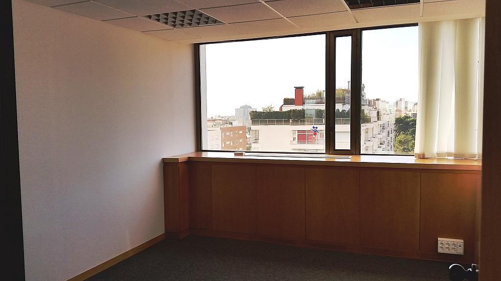 Oficina en alquiler en calle Maria Cristina, Pedralbes en Barcelona - 363557387