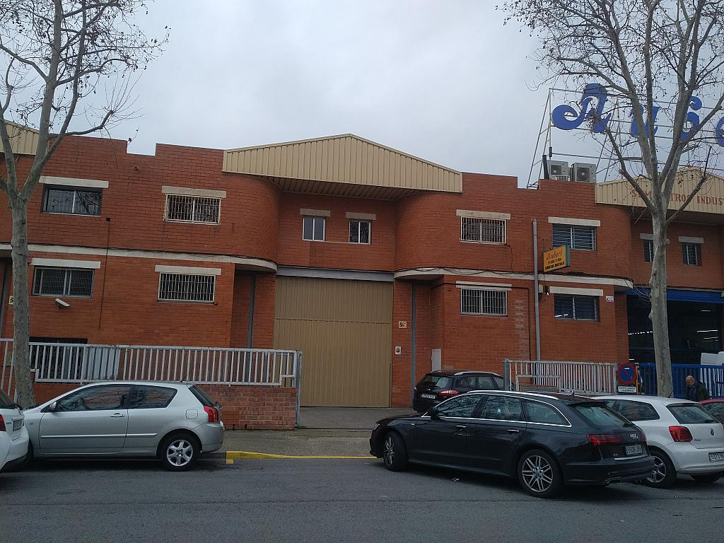 Nave en alquiler en calle Sant Ferran, Almeda en Cornellà de Llobregat - 383772390
