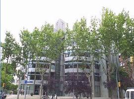 Fachada - Oficina en alquiler en vía Augusta, Sant Gervasi – Galvany en Barcelona - 66248774