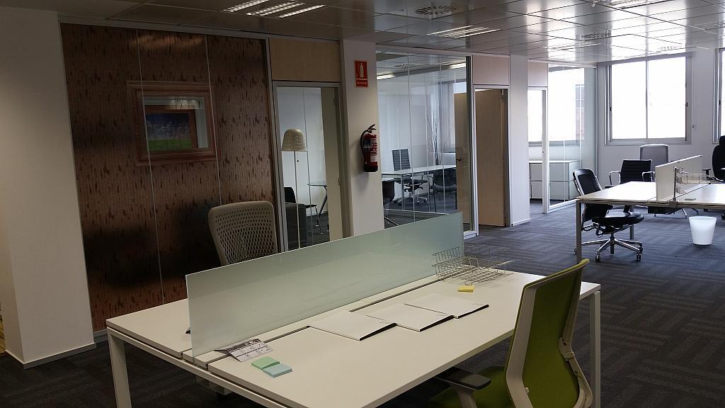 Oficina en alquiler en calle Josep Tarradellas, Eixample esquerra en Barcelona - 199348166