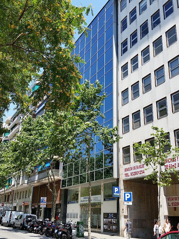 Oficina en alquiler en calle Josep Tarradellas, Eixample esquerra en Barcelona - 199348221