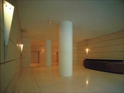 Vestíbulo - Oficina en alquiler en calle Numància, Les corts en Barcelona - 66763286