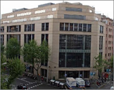 Fachada - Oficina en alquiler en calle Numància, Les corts en Barcelona - 66763291