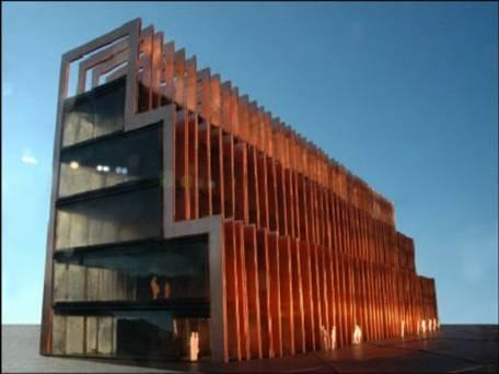 Fachada - Oficina en alquiler en plaza Europa, Santa Eulàlia en Hospitalet de Llobregat, L´ - 67127169
