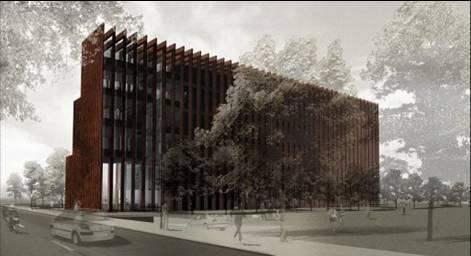 Fachada - Oficina en alquiler en plaza Europa, Santa Eulàlia en Hospitalet de Llobregat, L´ - 67127173