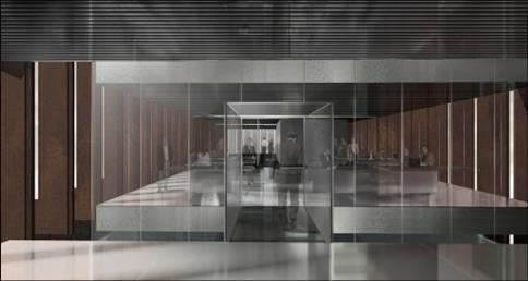 Fachada - Oficina en alquiler en plaza Europa, Santa Eulàlia en Hospitalet de Llobregat, L´ - 67127175