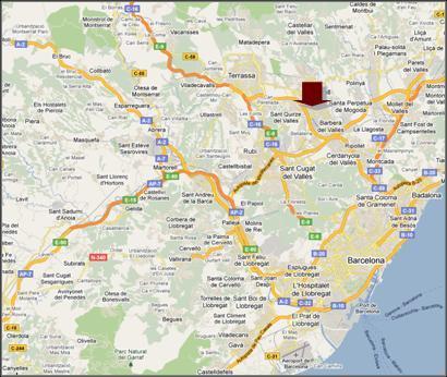 Nave en alquiler en calle Durán y Reynals, Sant Quirze del Vallès - 67411503