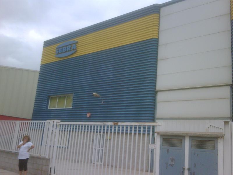 Nave en alquiler opción compra en calle Rec del Molí, Sant Celoni - 76946724