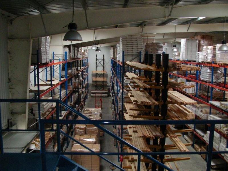 Nave en alquiler opción compra en calle Rec del Molí, Sant Celoni - 76946734