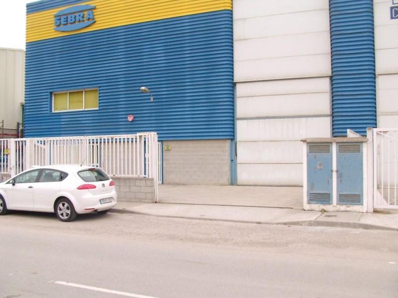 Nave en alquiler opción compra en calle Rec del Molí, Sant Celoni - 76946749