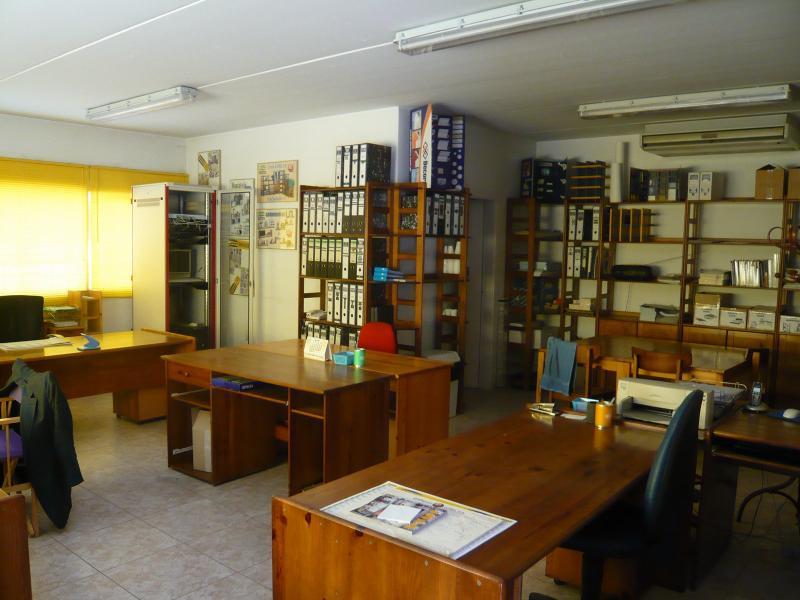 Nave en alquiler opción compra en calle Rec del Molí, Sant Celoni - 76946834