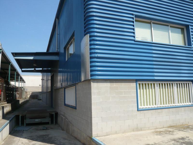 Nave en alquiler opción compra en calle Rec del Molí, Sant Celoni - 76946851