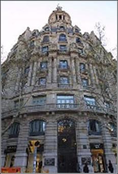 Fachada - Oficina en alquiler en paseo Gracia, Eixample en Barcelona - 95333884