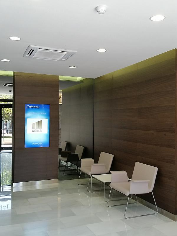 Oficina en alquiler en calle Diagonal, Pedralbes en Barcelona - 202322830