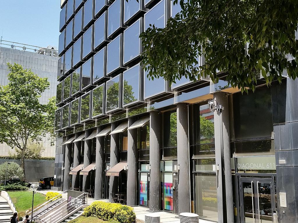 Oficina en alquiler en calle Diagonal, Pedralbes en Barcelona - 202322837