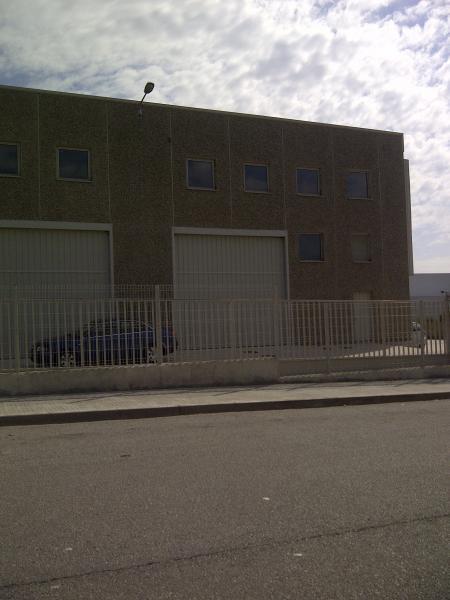 Fachada - Nave en alquiler en calle Gresol, Pol.can comelles sud en Esparreguera - 116618347