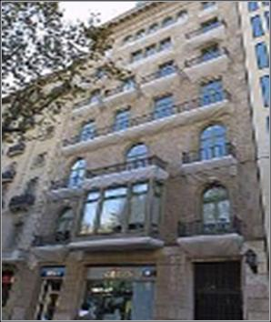 Oficina en alquiler en paseo De Gràcia, Eixample dreta en Barcelona - 119292157