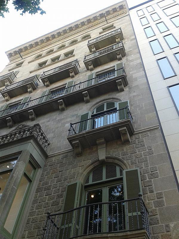 Oficina en alquiler en paseo De Gràcia, Eixample dreta en Barcelona - 201712952