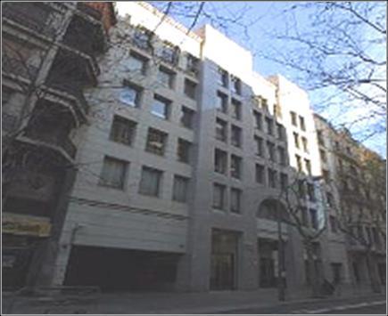 Fachada - Oficina en alquiler en calle Diputació, Eixample esquerra en Barcelona - 119337795
