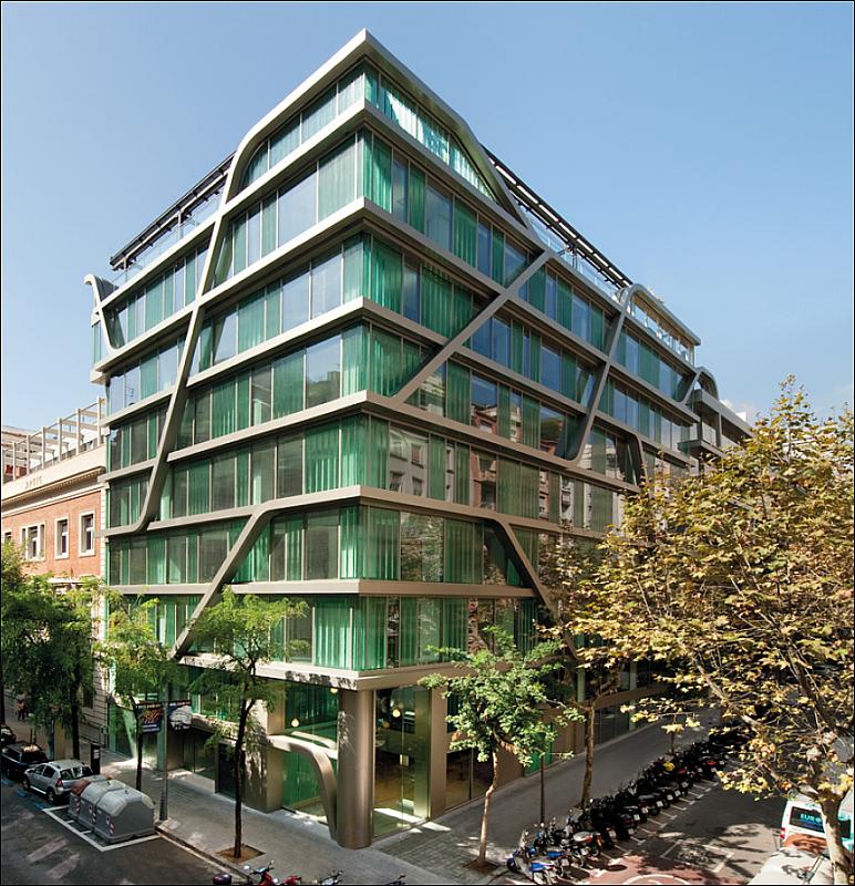 Oficina en alquiler en calle Amigó, Sant Gervasi – Galvany en Barcelona - 205071055