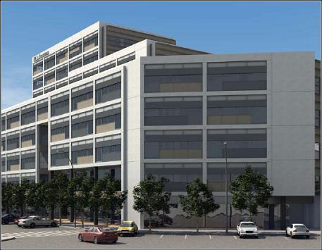 Fachada - Oficina en alquiler en calle Llacuna, El Poblenou en Barcelona - 120448376