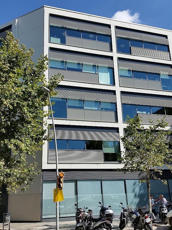Oficina en alquiler en calle Llacuna, El Poblenou en Barcelona - 209497328