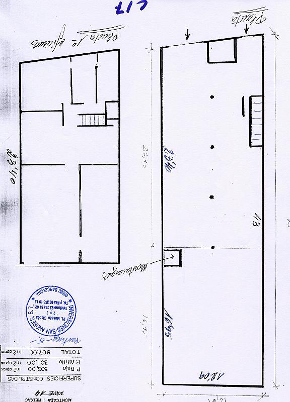 Nave en alquiler en calle Can Tapiola, Montcada i Reixac - 125777983