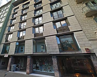 Fachada - Oficina en alquiler en rambla Catalunya, Eixample en Barcelona - 140145517