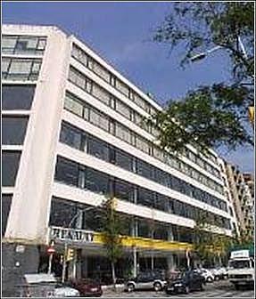 Fachada - Oficina en alquiler en calle Meridiana, El Clot en Barcelona - 155149851