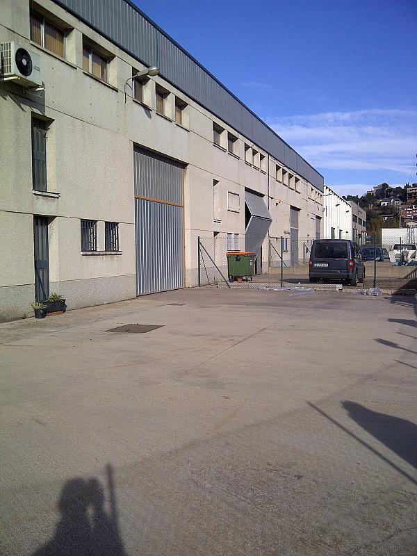 Nave en alquiler en calle Monturiol, Papiol, El - 168025958
