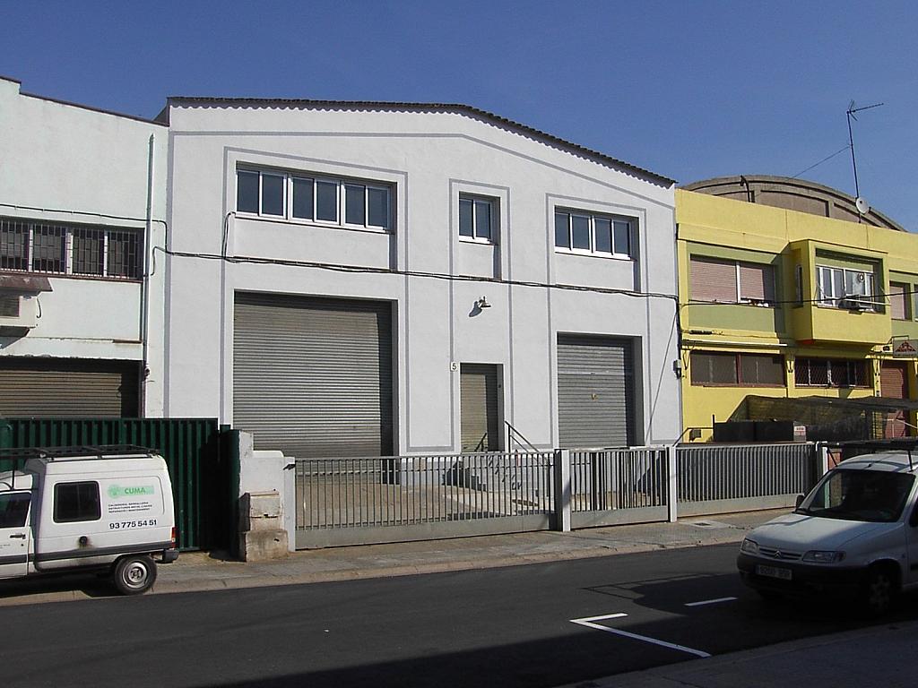 Nave en alquiler en calle Indústria, Martorell - 177540059