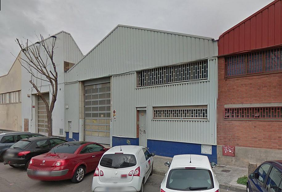 Nave en alquiler en calle Tirso de Molina, Almeda en Cornellà de Llobregat - 211935352