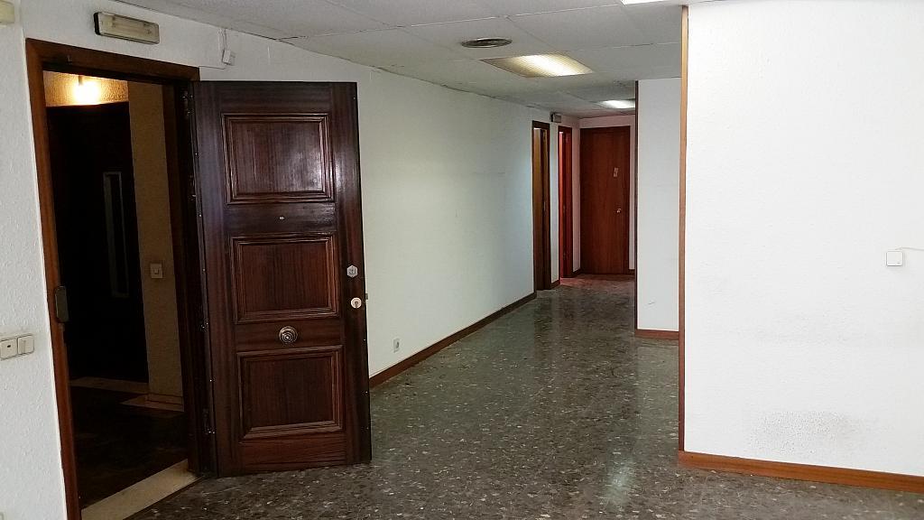 Oficina en alquiler en calle Balmes, El Putxet i Farró en Barcelona - 191341141