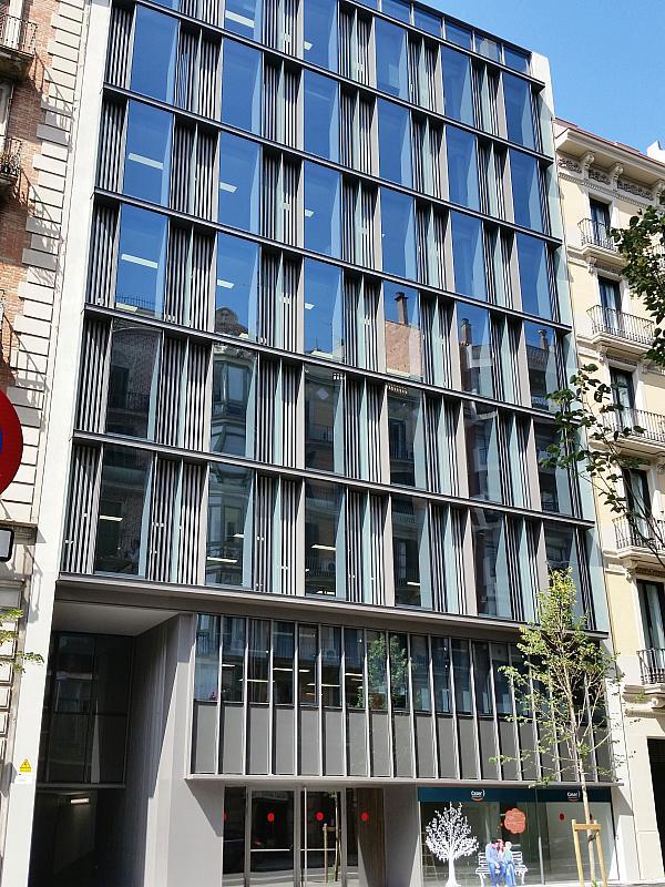 Oficina en alquiler en calle Balmes, Eixample esquerra en Barcelona - 198234552