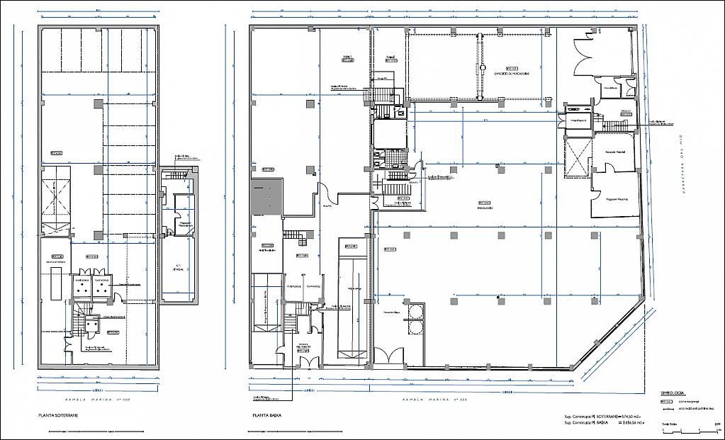 Edificio en alquiler opción compra en rambla Marina, Centre en Hospitalet de Llobregat, L´ - 213060283