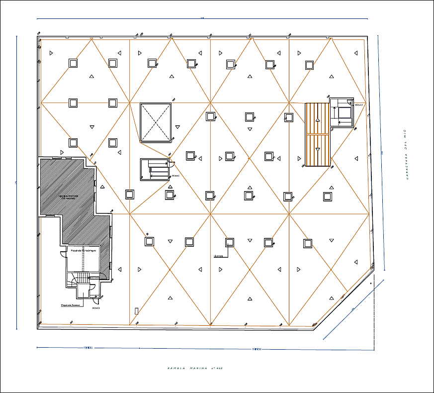 Edificio en alquiler opción compra en rambla Marina, Centre en Hospitalet de Llobregat, L´ - 213060286