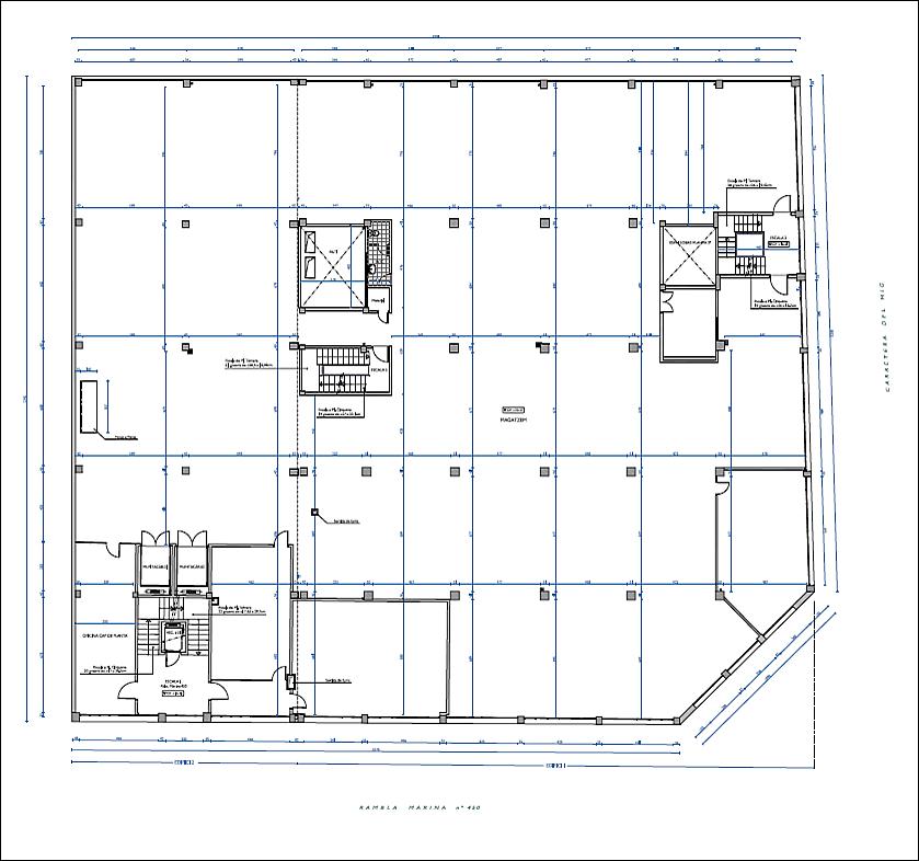 Edificio en alquiler opción compra en rambla Marina, Centre en Hospitalet de Llobregat, L´ - 213060288