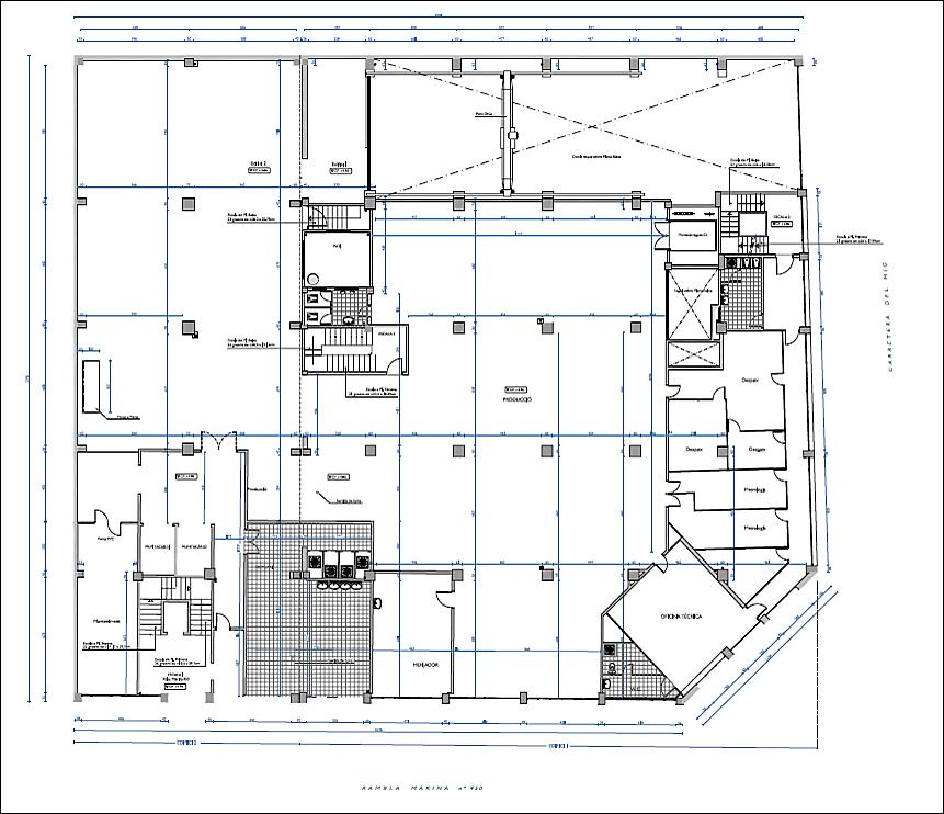 Edificio en alquiler opción compra en rambla Marina, Centre en Hospitalet de Llobregat, L´ - 213060290