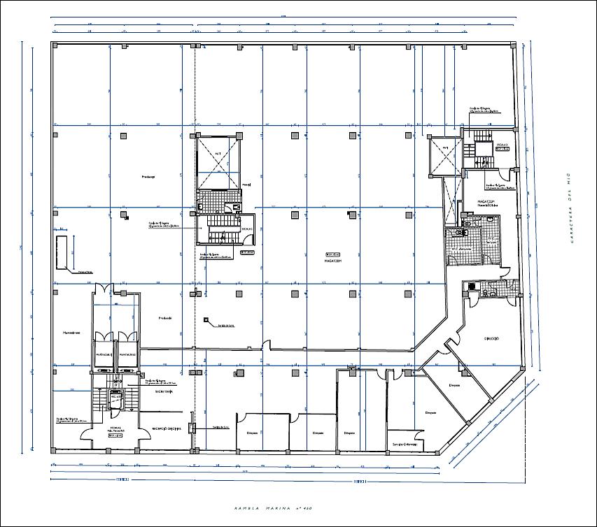 Edificio en alquiler opción compra en rambla Marina, Centre en Hospitalet de Llobregat, L´ - 213060295