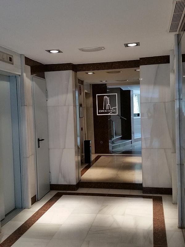 Oficina en alquiler en plaza Francesc Macià, Les corts en Barcelona - 202359213