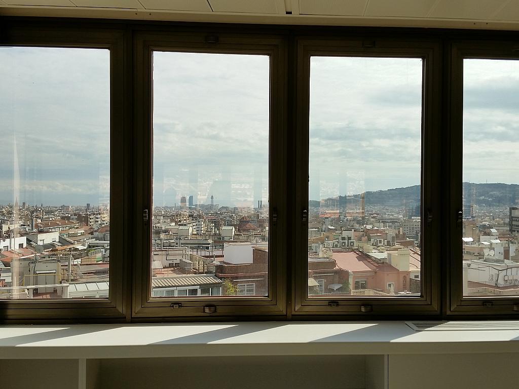 Oficina en alquiler en plaza Francesc Macià, Les corts en Barcelona - 249334617