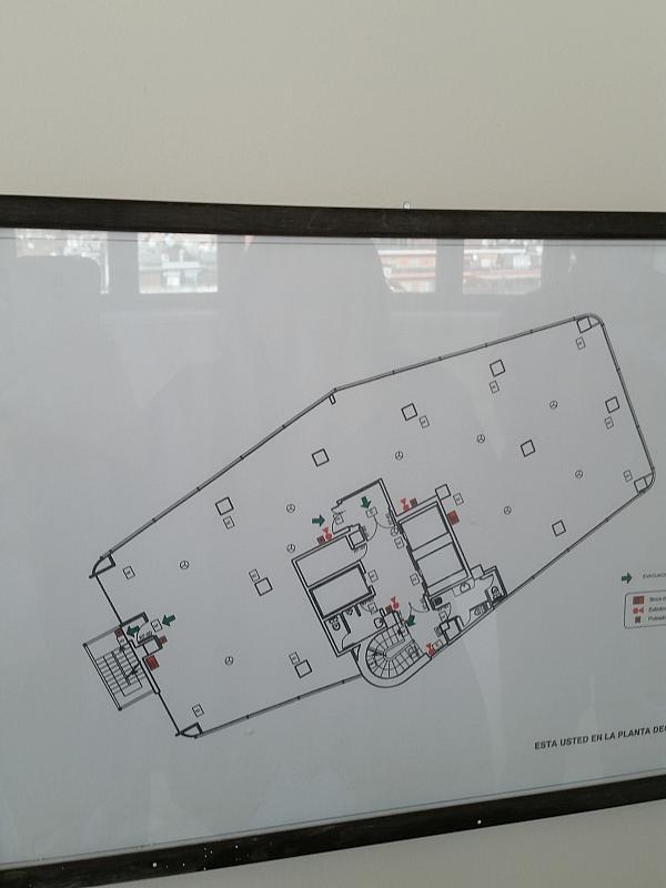 Oficina en alquiler en plaza Francesc Macià, Les corts en Barcelona - 249334649